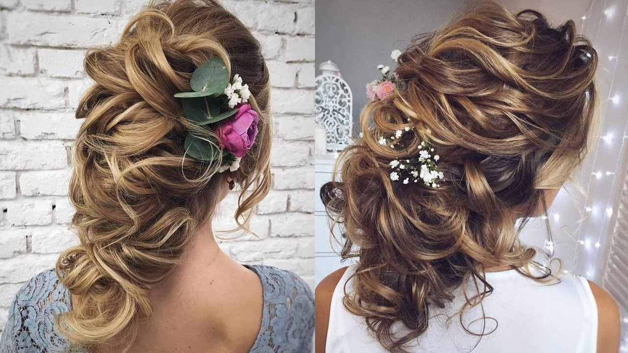 10 Lavish Wedding Hairstyles For Long Hair: ΚΕΝΤΡΟ ΜΙΝΩΑΣ